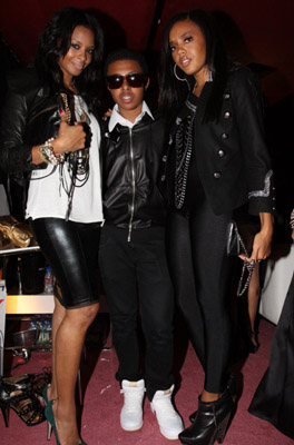 Diggy Simmons Fashion Week 07
