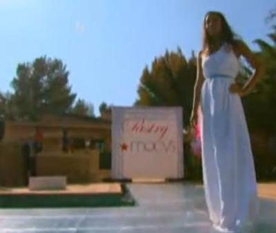 Lynn white dress