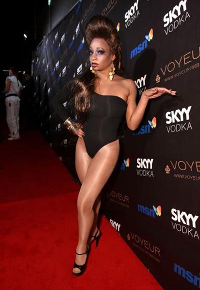 Monique Coleman as Bey