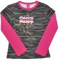 Retro Slider Shirt in Black by Pastry