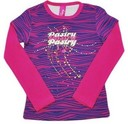 Retro Slider Shirt in Grape by Pastry